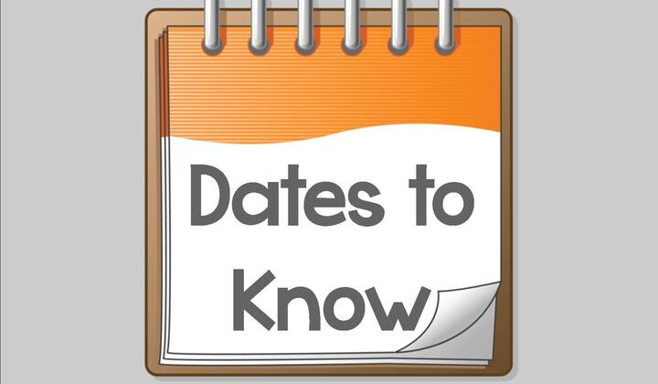 Dates+to+know
