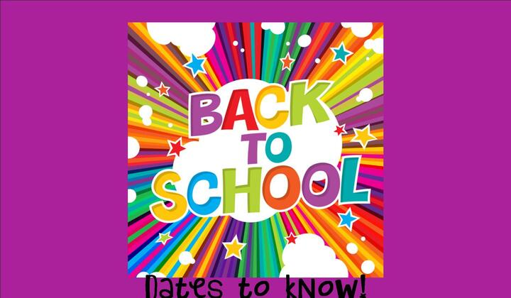 Back+to+school+ +dates+to+know