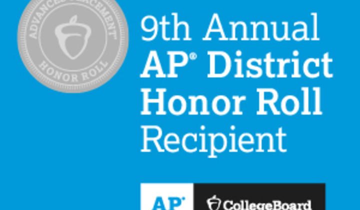 9th annual ap district awards honor roll 300x250 banner ad