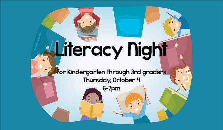 Literacy+night