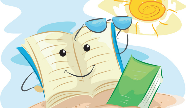 Summer+reading+clipart