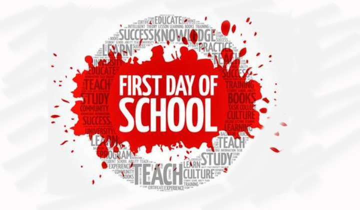 First+day+of+school