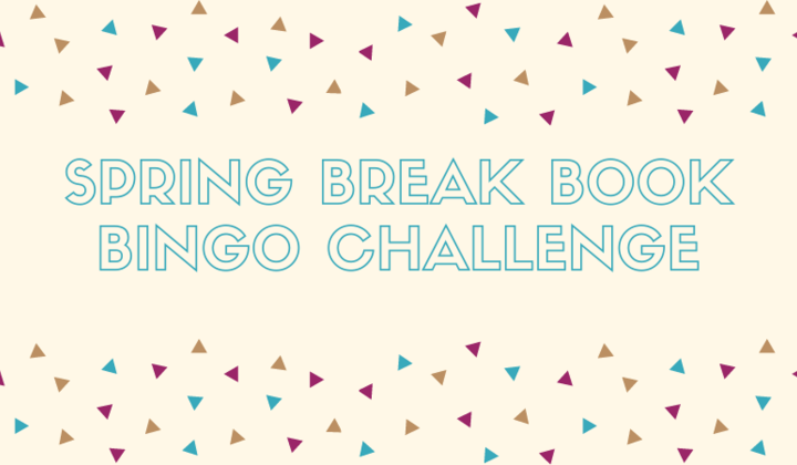 Spring+break+book+bingo